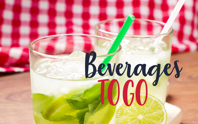 Beverages togo - Juice and smoothies • Coffee and tea