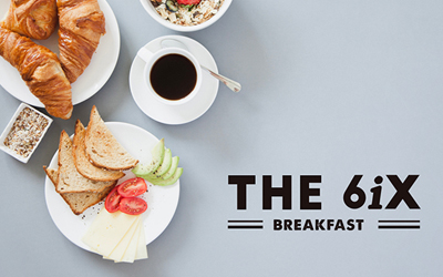 The 6ix breakfast - Breakfast and brunch • Canadian